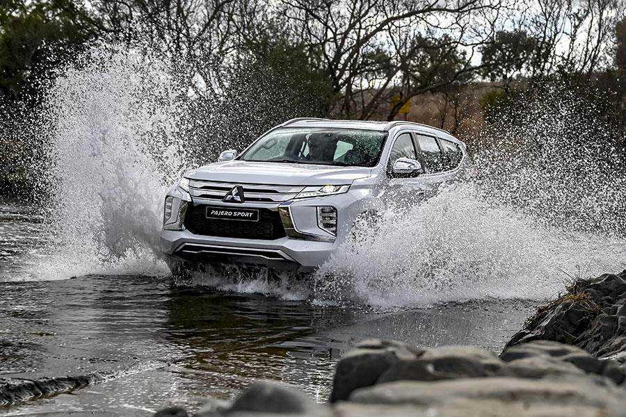Elevate your Journey with the new Mitsubishi Pajero Sport